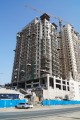 Riah Towers, Dubai, construction update February 2016