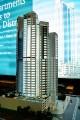 Richreit Tower, Dubai, developer's 3D model