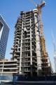 Richreit Tower, Dubai, construction update November 2015