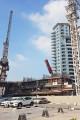 Rove Dubai Marina, Dubai, construction update October 2016