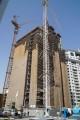 Rove Dubai Marina, Dubai, construction update May 2017