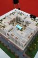 Roxana Residences, developer's model, Dubai