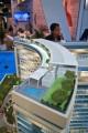 Seven Residences, developer's model, Dubai