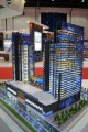 Skyline Towers, Dubai, developer's 3D model