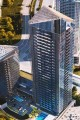 Sparkle Towers, artist's impression, Dubai