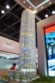 Stella Maris Tower, Dubai, developer's 3D model