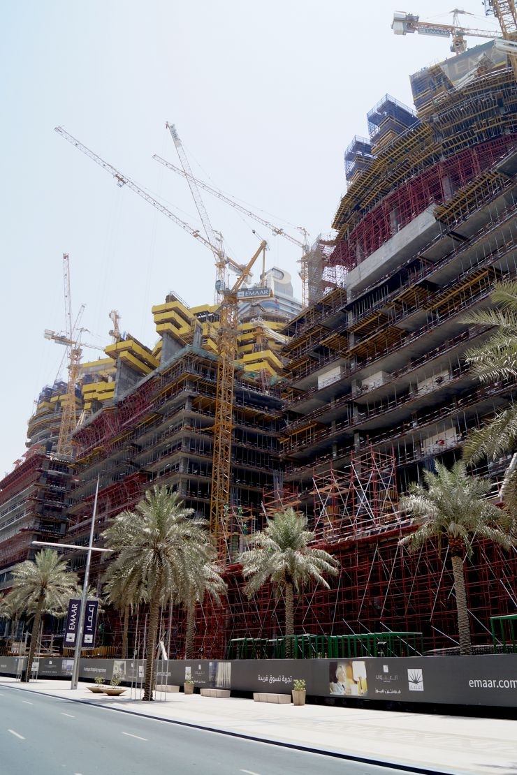 The Address Residence Fountain Views Guide Propsearch Dubai