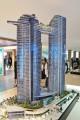 The Address Residence Sky View, Dubai, developer's model