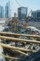 The Address Residence Sky View, Basement Construction - December 2014, Dubai
