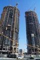 The Address Residence Sky View, construction update May 2016, Dubai
