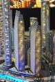 The Address Residences Dubai Opera, developer's model, Dubai