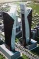 The Gateway at Sports City, artist's impression, Dubai