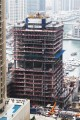 The Residences at Marina Gate, Dubai, construction update April 2016