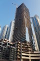 The Residences at Marina Gate, Dubai, construction update October 2016