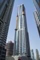 The Torch, renovation update June 2016, Dubai