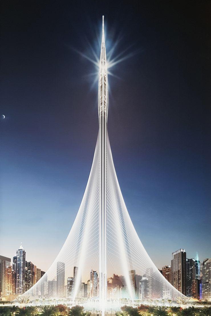 Dubai Creek Tower Guide Propsearch Dubai