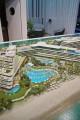 The W Hotel & Alef Residences, Dubai, developer's model