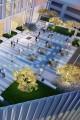 Vida Residences Dubai Mall, Dubai, podium, artist's impression