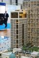 W Hotel Habtoor City, Dubai, developer's model