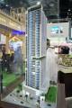 West Bay Tower, developer's model, Dubai