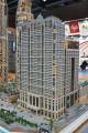 Westin Hotel Habtoor City, developer's model, Dubai