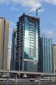 Wind Tower 2, Dubai, construction update April 2016
